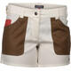 "Amundsen Sports W's Field 5"" Shorts offwhite/tan"
